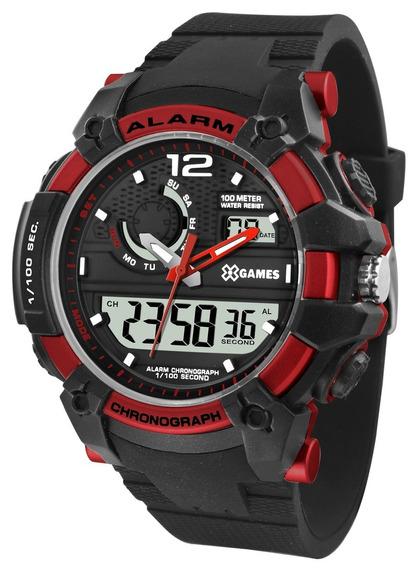 Relógio Masculino Digital X-games Esportivo Xmppa270 Bxpx