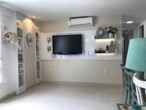 Apartamento Beira Mar, Cabo Branco - 37949