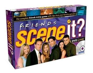 Escena? Friends Edition Dvd Game