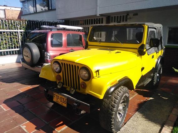 Jeep Cj Cj7 Reforzada