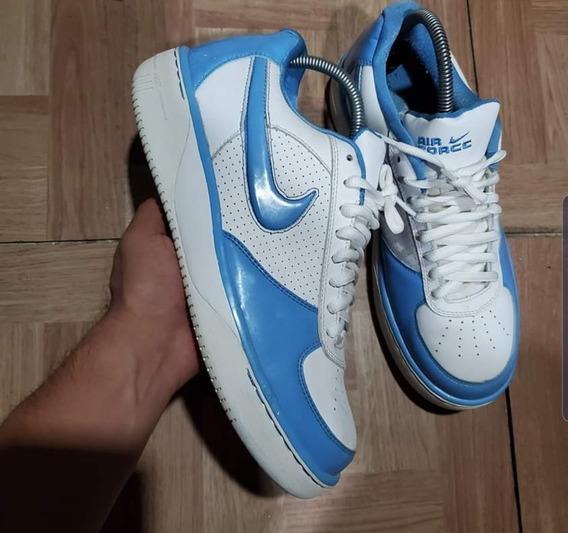 Tenis Nike Air Force 09 Originales Poco Uso