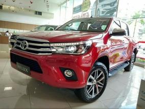 Toyota Hilux 2.8 Tdi Srx Cab. Dupla 4x4 Aut. 4p 2019