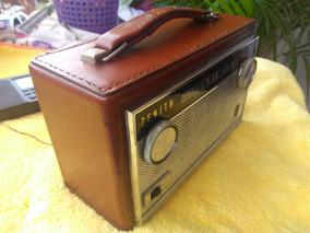 Rádio Antigo Zenith Royal Deluxe 755