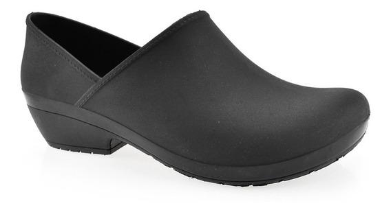 Sapato Fechado Boa Onda Linha Works Conforto 1441/900
