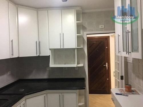 Apartamento Residencial À Venda, Vila Silveira, Guarulhos. - Ap0722