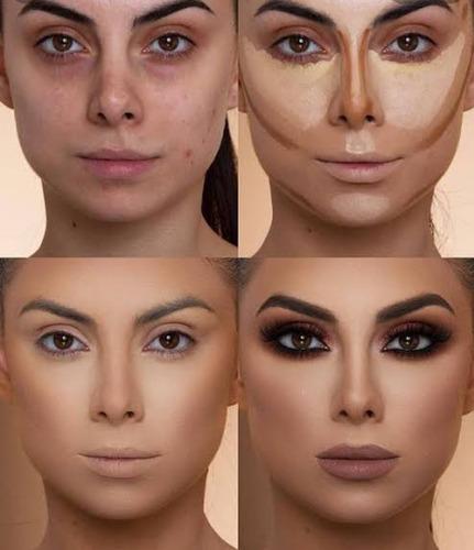 Imagem 1 de 1 de Curso De Maquiagem Passo A Passo