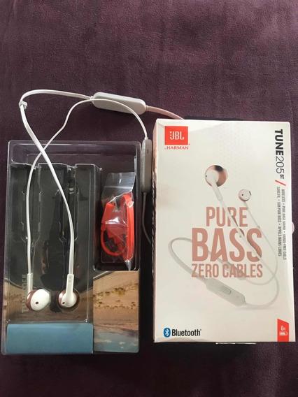 Fone Jbl Pure Bass Zero Cable