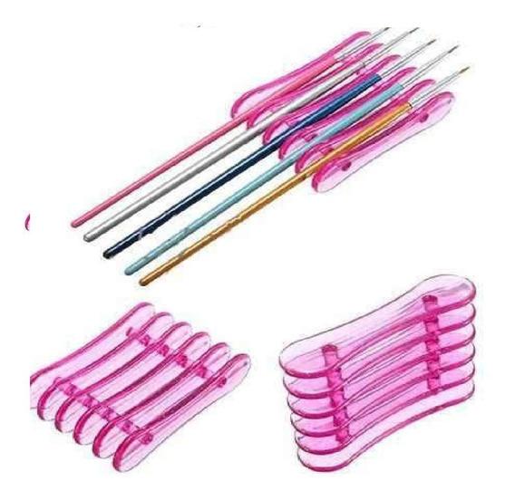 Apoya Pinceles / Uñas Esculpidas /acrilico /gel
