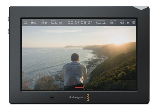 Blackmagic Design Video Assist 4k 7 Hdmi/6g-sdi Recording