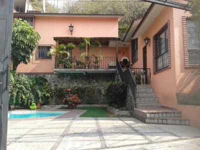 Casa Sola En Club De Golf ,prol.laurel