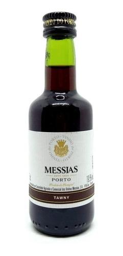 Miniatura Mini Vinho Do Porto Messias Tawny 50ml