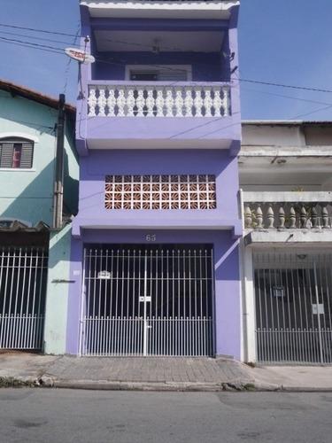 Imagem 1 de 15 de Casa Para Venda No Jardim Santa Rosa - 2573-e