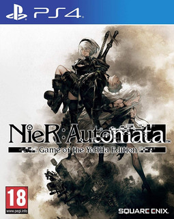 Nier Automata Game Of The Yorha Edition Ps4 Nuevo Sellado