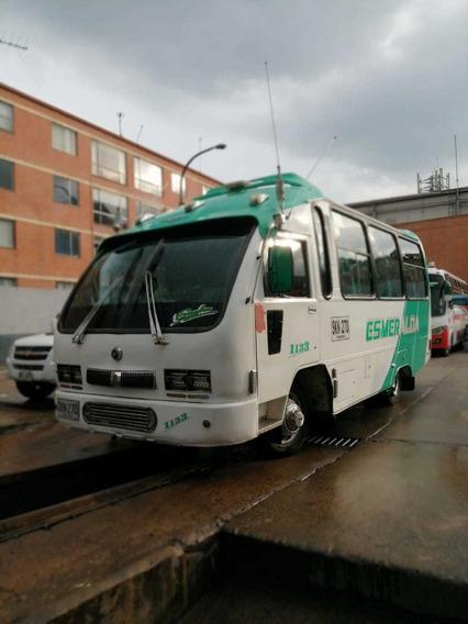 Microbus Hevrolet Modelo 2005