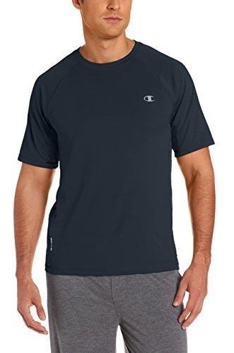 Camiseta Powertrain Performance Navy Champion