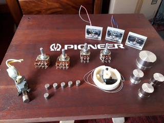 Receiver Pioneer Sx 580 , 680 Partes
