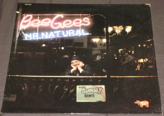 Bee Gees: Mr Natural - Long Play 1974!!
