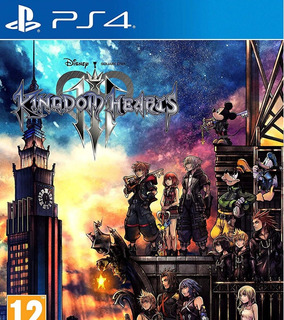 Kingdom Hearts 3 Ps4 - Oferta Oficial - Offgaming