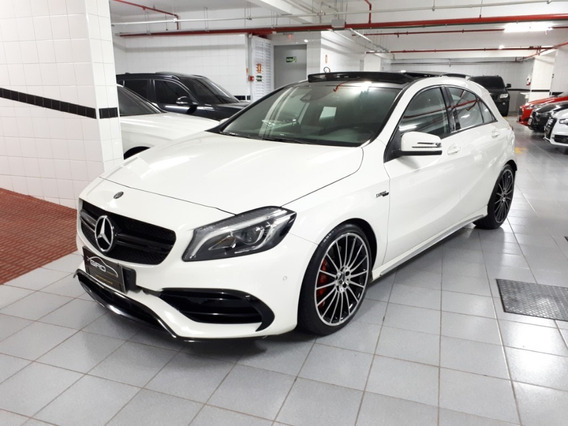 Mercedes-benz A-45 Amg 2.0 Turbo 5p Teto Solar Top