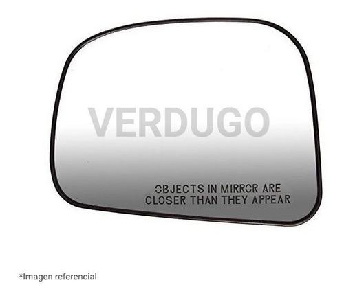 Luneta Retrovisor Izquierda Nissan Tiida Mexicano - Original