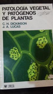 Patología Vegetal Y Patogenos Plantas 1987 1era. Ed. 312 Pp
