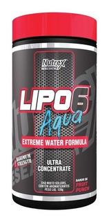 Lipo 6 Aqua Extreme Water Formula Ultra Concentrado Nutrex