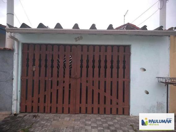 Casa Com 2 Dorms, Balneário Itaóca, Mongaguá - R$ 150 Mil, Cod: 829120 - V829120