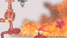 Template Revit Profissional - Prevenção Contra Incêndio