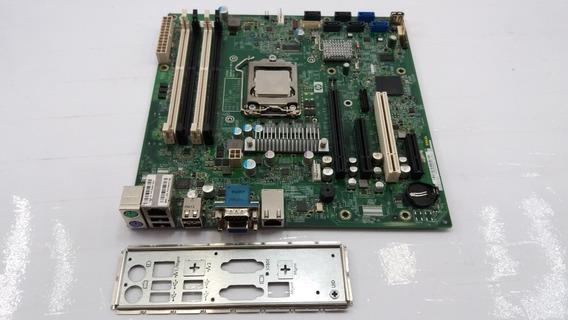 Placa Mãe Servidor Hp Proliant Ml110 G6 + Xeon 2,40ghz 1156