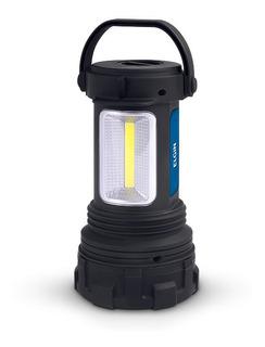 Lanterna Led Lampião 3 Em 1 Emborrachada Elgin