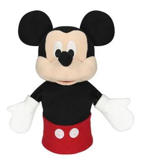 Fantoche Pelucia Disney Mickey Minnie Pluto Donald Original