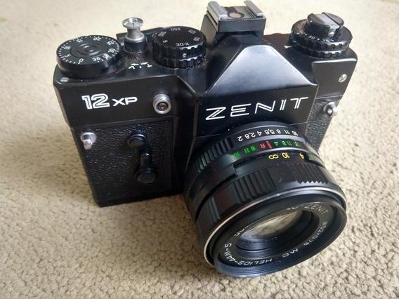 Câmera Fotográfica Marca Zenit, Modelo 12xp