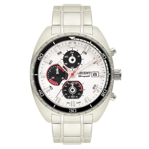 Relógio Orient Masculino Chronograph - Mbssc155 S1sx