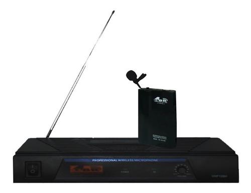 Microfono Inalambrico Corbatero Profesional Gbr Pro 158 L