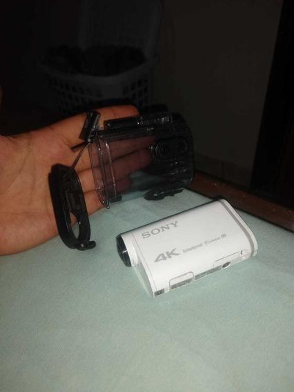 Câmera Sony Action 4k + Case Aprova D