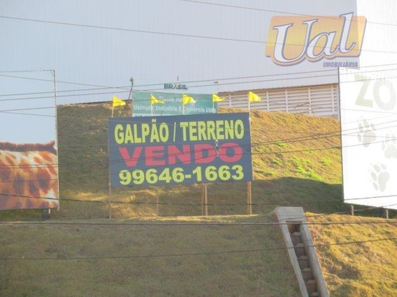 Galpão Comercial À Venda, Paraíso Das Aves, Itatiba. - Ga0025