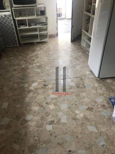 Salão Para Alugar, 338 M² Por R$ 4.000/mês - Mooca - São Paulo/sp - Sl0296