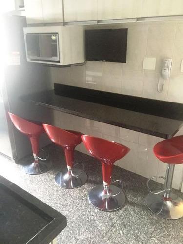 Apartamento Residencial À Venda, Vila Regente Feijó, São Paulo. - Ap5155