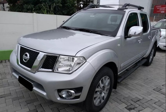 Nissan Frontier 2014 4x4 D/ Cabina 2014