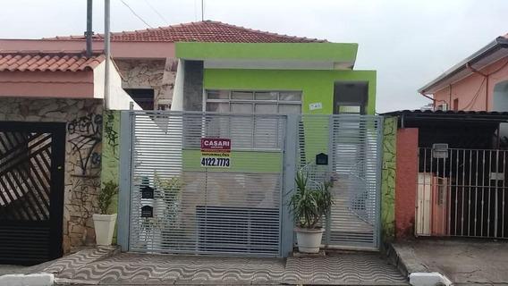 Casa Com 2 Dormitórios À Venda, 166 M² - Jardim Hollywood - São Bernardo Do Campo/sp - Ca10645