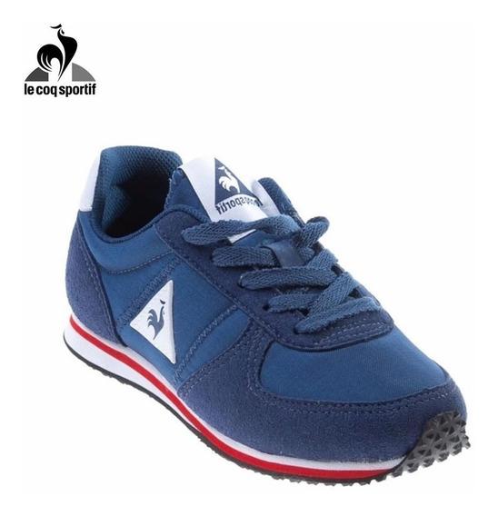 Zapatillas Niños Bolivar Br Ps Navy Azul Le Coq Sportif