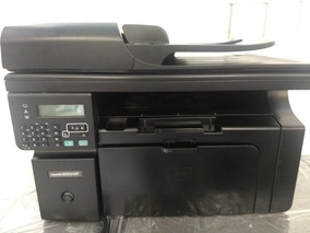 Impressora Multifuncional Hp Laserjet M1212 + Toner Usado