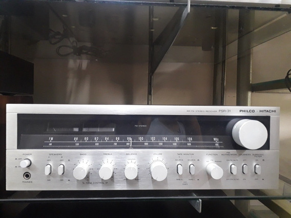 Receiver Philco Hitachi Psr31