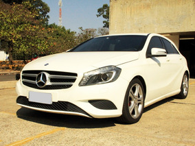 Mercedes Benz Classe A 1.6 Urban Turbo 5p Blindado