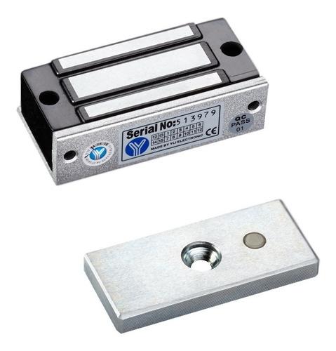 Cerradura Electromagnética De 100lbs/ 60kg 12 Vcc