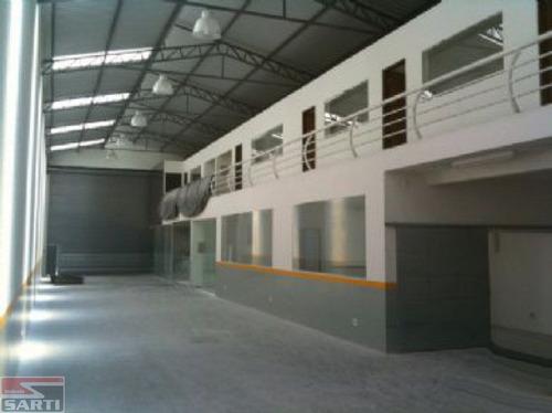 Imagem 1 de 4 de Galpão - Moderno- Casa Verde - St1485