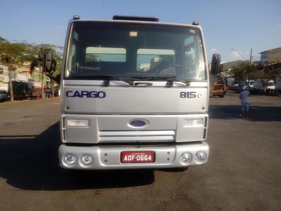 Ford Cargo 815 E Plataforma