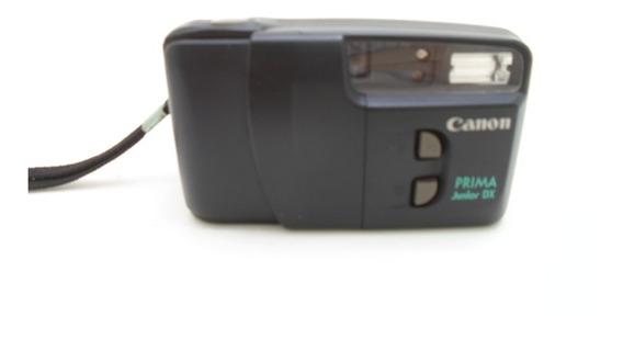 Maquina Fotográfica Antiga Canon Prima D X P/ Decoração