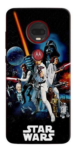 Estuche Personalizado Star Wars 90s iPhone Samsung Huawei