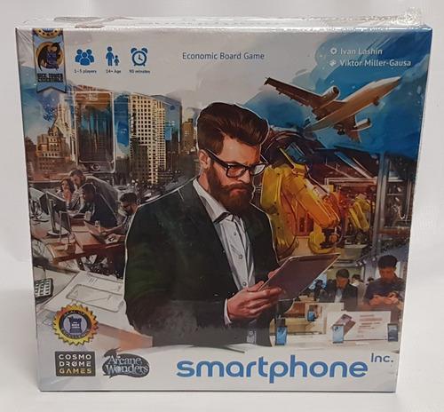 Smartphone Inc. Juego De Mesa / Boardgame Nuevo !!!